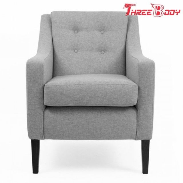 Leisure comfortable living room chairs contemporary - Modern upholstered living room chairs ...