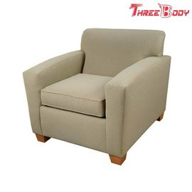 Living Room Modern Hotel Furniture Single Sofa Leisure Upholstered Arm Chair