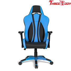 China Butterfly Mechanism Pro Gaming Chair , Professional Racing Style Office Chair factory