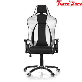 China Relax Racing Seat Office Chair Fire - Retardant , PU Leather Comfortable Gaming Chair factory
