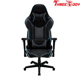 Light Weight Racing Seat Computer Chair , Large Loading Capacity Pc World Gaming Chair