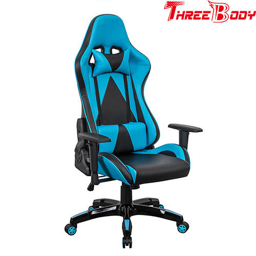 Racing Style High Back Pu Leather Office Gaming Chair